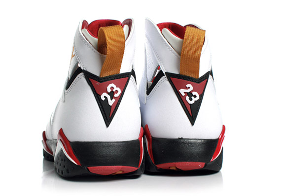 FreshKicks Air Jordan VII (7) Retro – 'Cardinal' Release ...