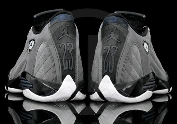 new product 9b9c5 14417 graphite 14 jordan