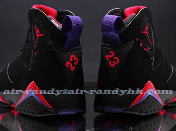 Jordan Retro 7 Raptors
